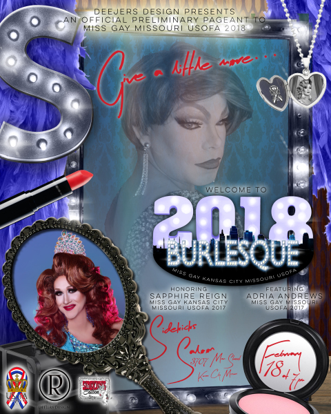 Miss Gay Kansas City Missouri USofA 2018