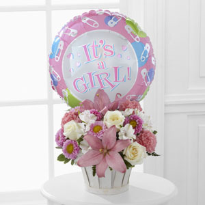 Girls Are Great! Bouquet