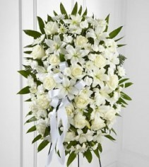 Exquisite Tribute Standing Spray  S6-4447