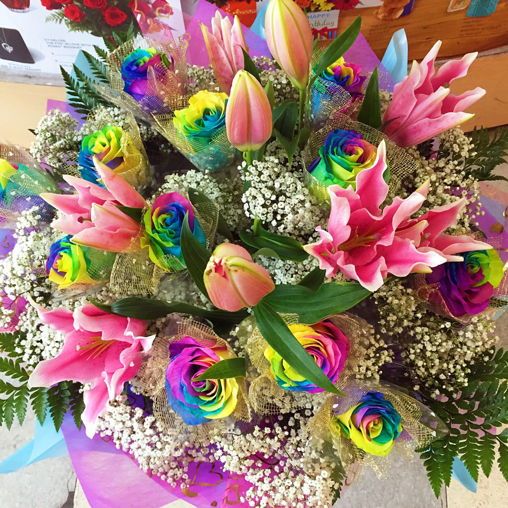 Florist Vancouver 温哥华花店