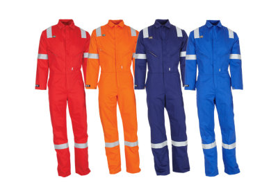 Preshrunk Cotton Coverall