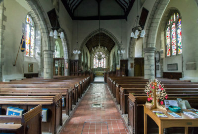 St Marys Church Sundridge Kent