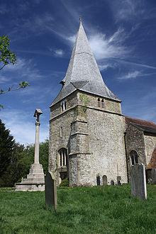 St Marys Church Sundridge
