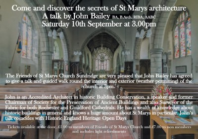 St Mary's Church, Sundridge