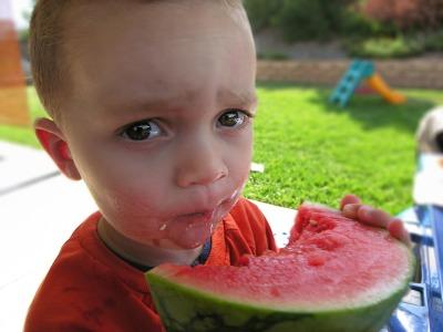 Alergias a comidas en los niños