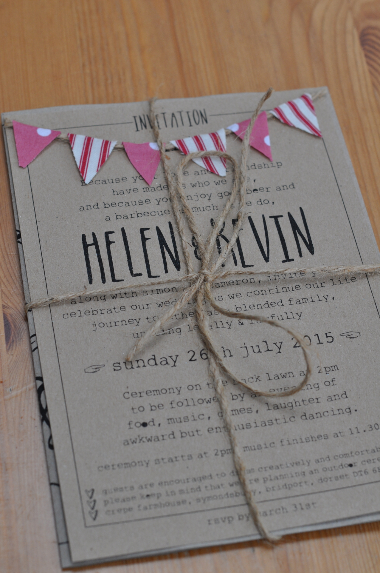 Rustic Wedding Graphics