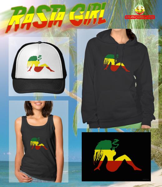 #stuph4kewlkidz #irie #poster #truckerhat #hoodie #iriegirl #girlswithdreadlocks #rasta #reggae #jamaica #africa #rastafarian #instagood #shoponline #onlineshopping #gift #giftideas #islandlife #tropics