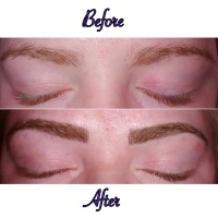 eyebrow microblading Riverton, Utah