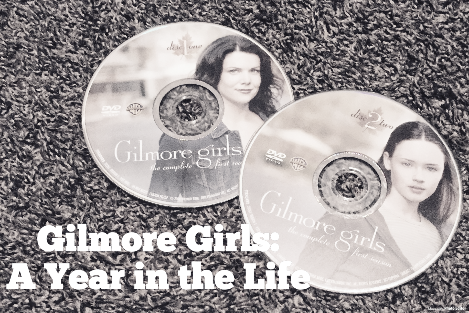 Gilmore Girls Fan??