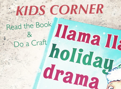 Kids Corner: Read the Book, Do a Craft