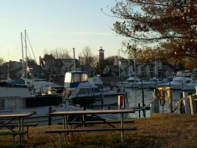 The New Marina… Boating Is A Small Community