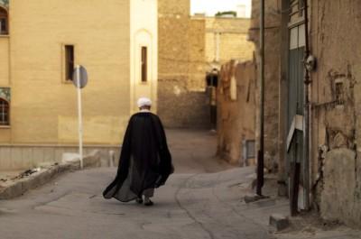 Cobra y el hombre casi ciego - Irán