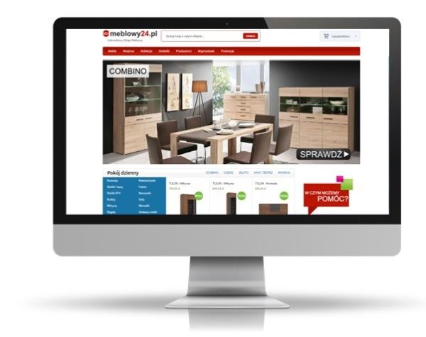Meblowy24.pl - sklep internetowy z meblami
