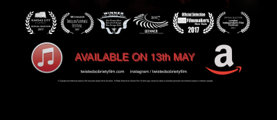 On iTunes and Amazon Prime on the 13th May