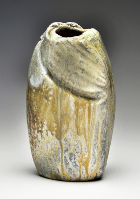 Peter Callas Vessels Wood Fire Kiln