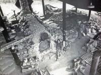 First Anagama Kiln