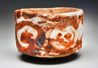 Peter Callas Shino Tea Bowl