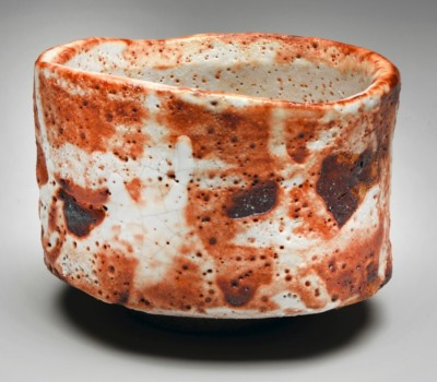 Peter Callas Shino Tea Bowl