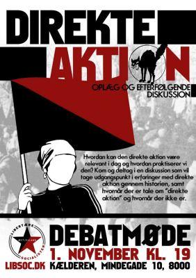 Debatmøde: Direkte Aktion