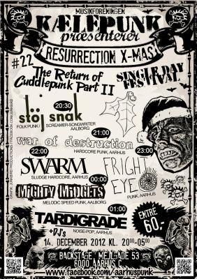 Kælepunk Resurrection X-Mas