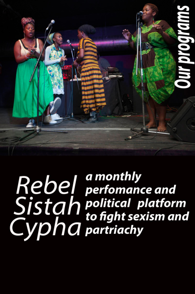 Rebel Sistah Cypha