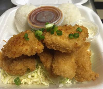 Fried Fish  $13.95/$8.95
