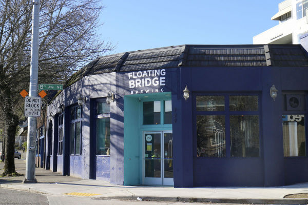 Brewery review: Floating Bridge Brewing