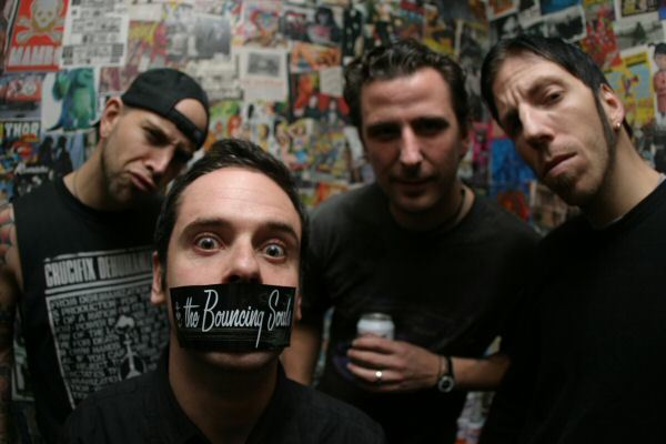 Interview With The Bouncing Souls