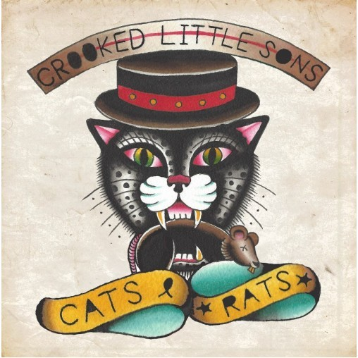 "Crooked Little Sons ""Cats & Rats"" E.P. Review"