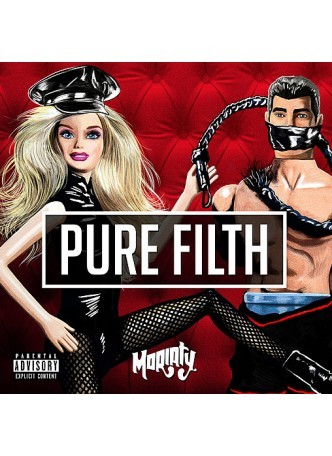 "Moriaty ""Pure Filth"" E.P. Review"