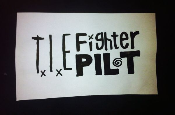 We Are Very Happy To Tell You All Tie Fighter Pilot Have Signed With Black Sail Records