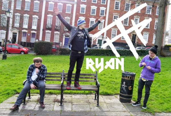 "A BLACK SAIL RECORDS EXCLUSIVE : TIE FIGHTER PILOT'S ""RYAN"" OFFICIAL VIDEO"