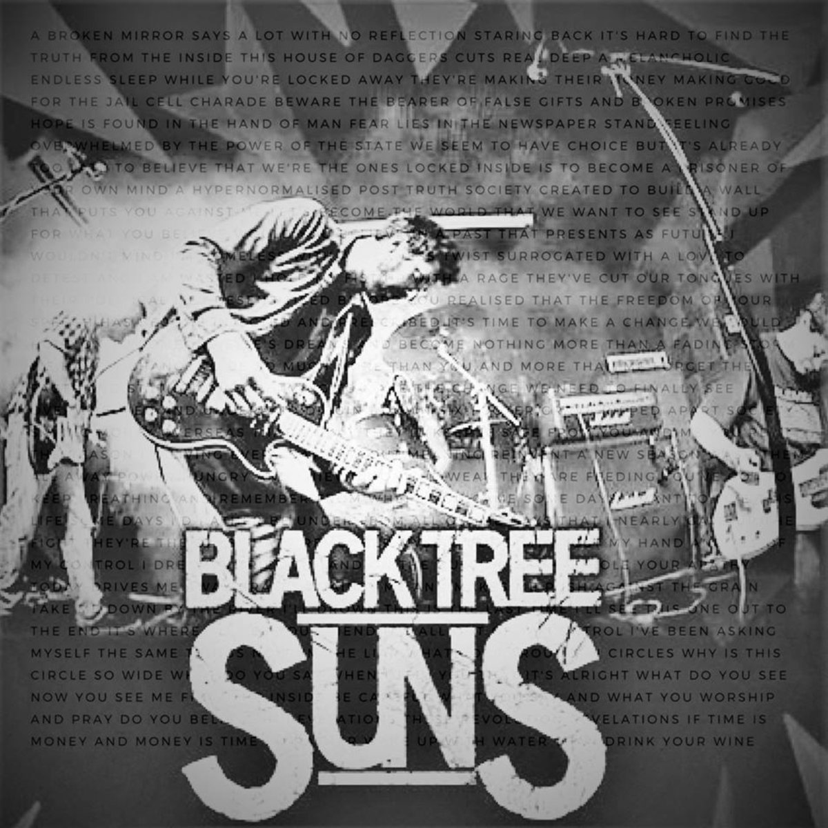 """Black Tree Suns """"Wash Them All Away"""" Album Review"""