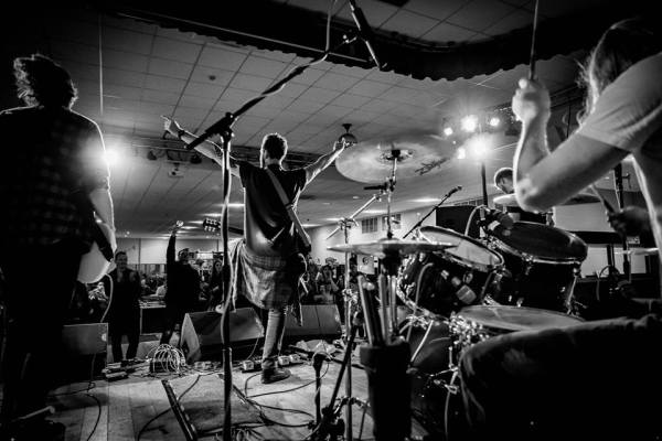 Black Tree Suns Join Black Sail Records! *Interview With Dan Payne*