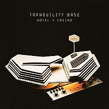 Arctic Monkeys - Tranquility Base Hotel & Casino Review
