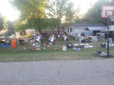 Bad News Broncos Yard Sale