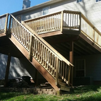 Deck building/repair
