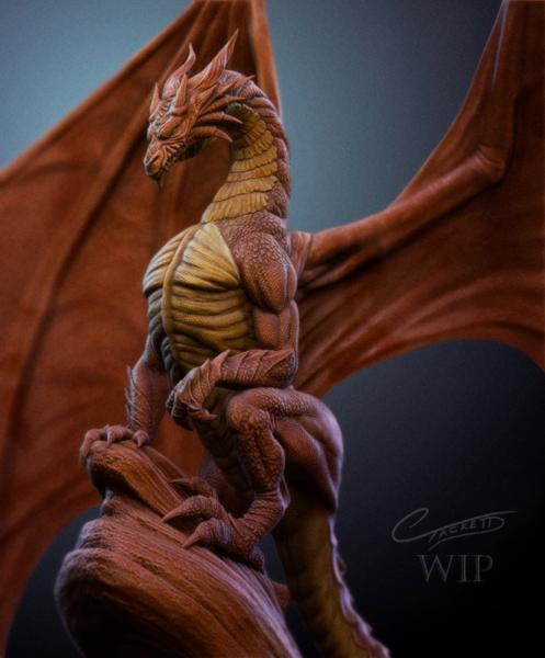 Dragon WIP