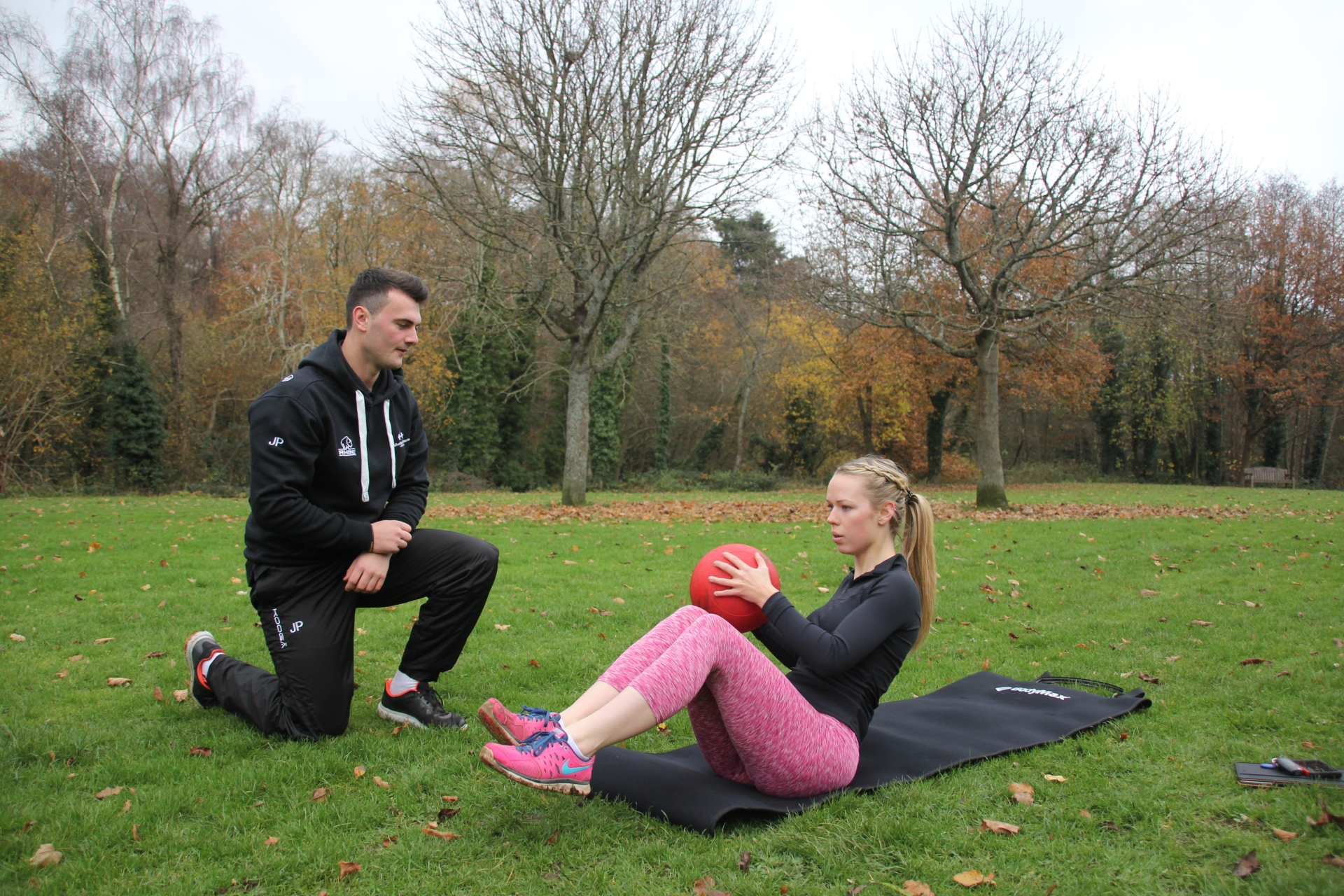 Personal Training Hampshire and Surrey