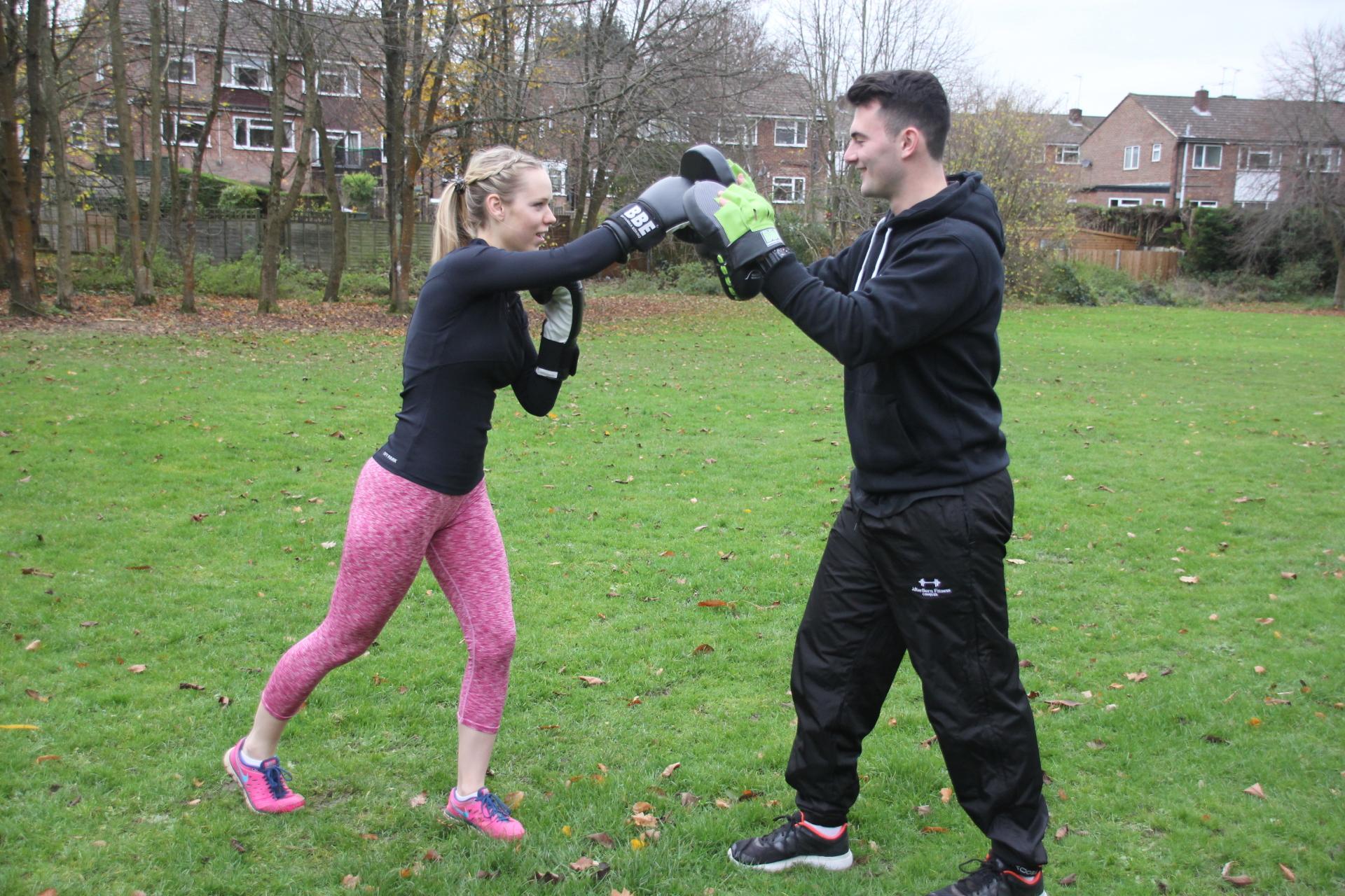 Personal Training Hampshire & Surrey
