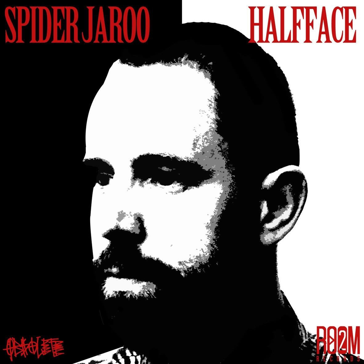 Cotton Castle Podcast: Artist interview with Spider Jaroo - Jan' 2017
