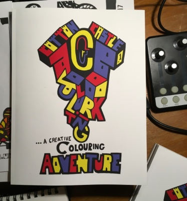 ACB ...a creative colouring adventure!