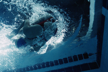Backstroke Flip Turn