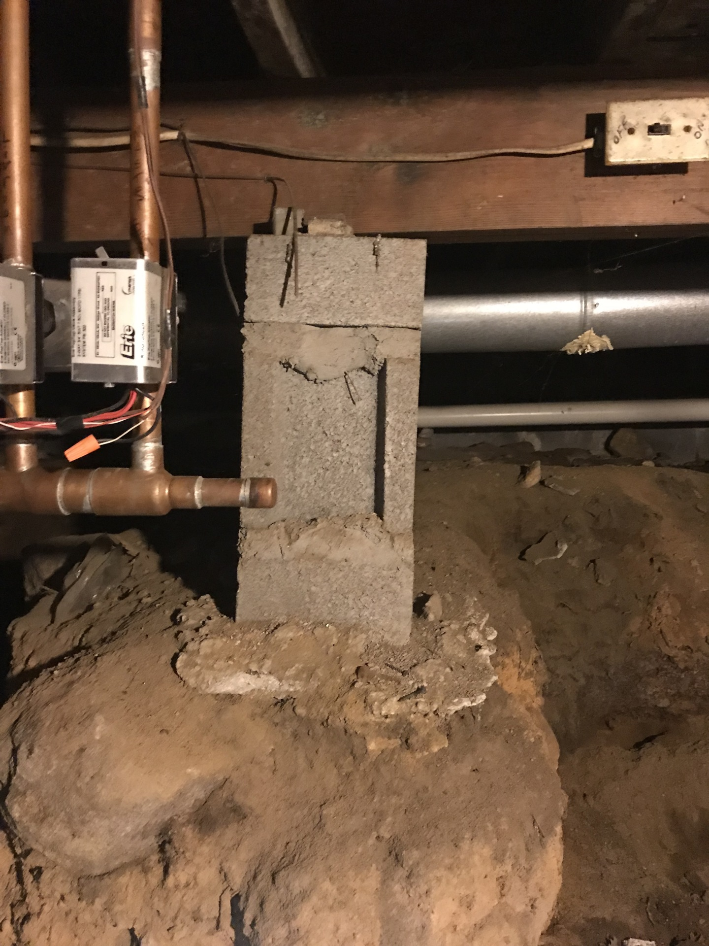 Crawlspace Issues Found During Home Inspections.