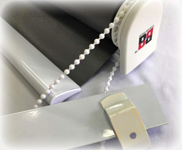 Headrail Bracket - C Clip