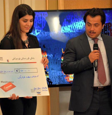 Donating IQD 500 Million