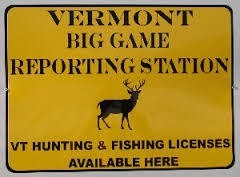VT Big Game Check in Station