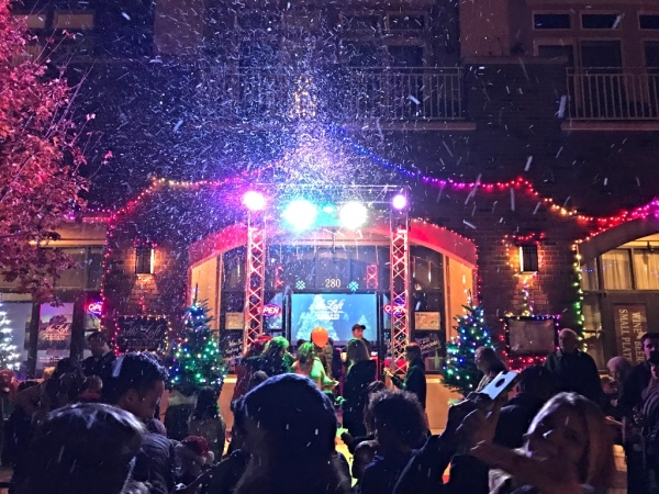 Benicia Christmas Tree Lighting Event 2016
