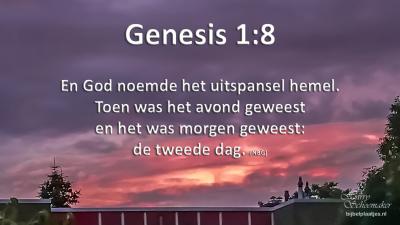 Gen 1:8