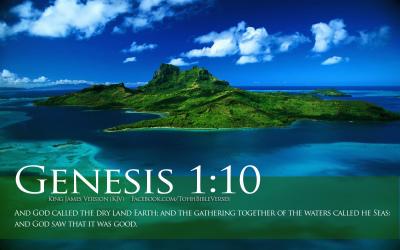 Gen 1:10